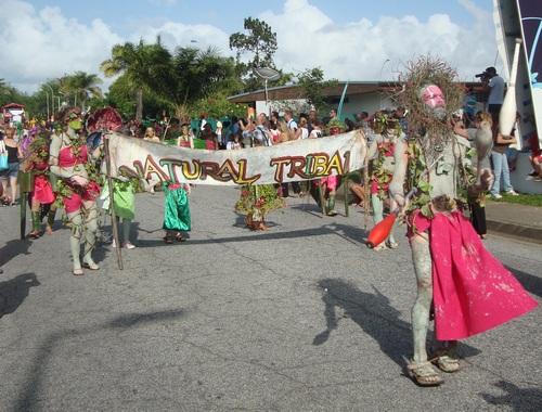 Carnaval Parade Littoral Natural Tribal 1