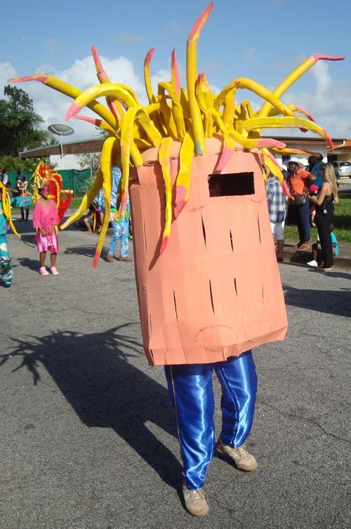 Carnaval Parade Littoral Réno Bann 2