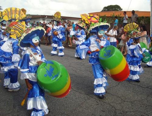 Carnaval Parade Littoral Réno Bann 7