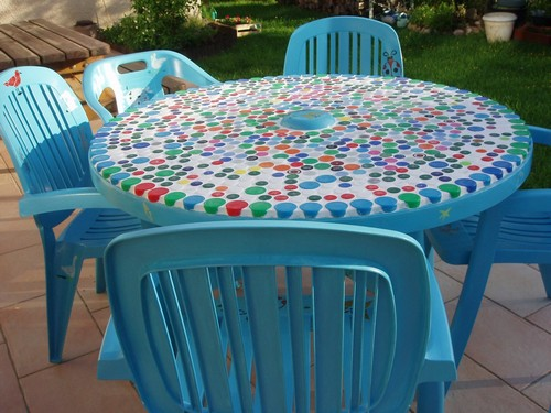 Best Repeindre Ma Table De Jardin En Plastique Ideas - House ...
