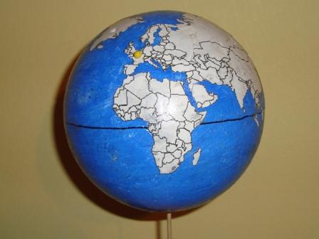 Maquette Terre 3