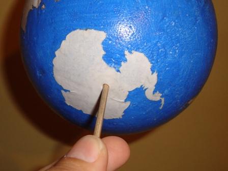 Maquette Terre 4