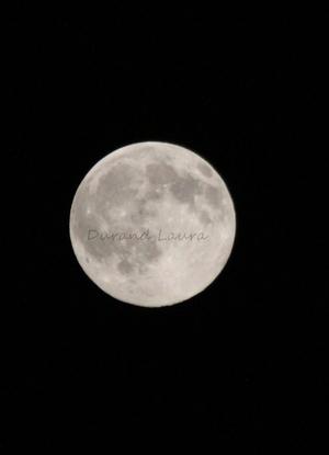 Pleine Lune du 1er Juillet 2015