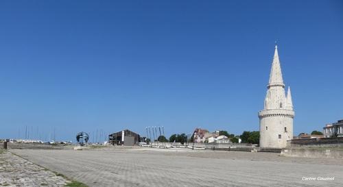 La tour de la lanterne ou  des 4 sergents