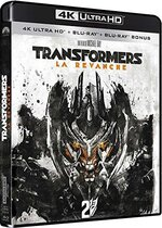 [UHD Blu-ray] Transformers 2 - La revanche