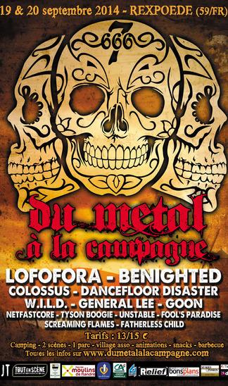 Live Report : Du Metal A La Campagne 7