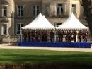 Biennale équestre au château de Thillombois