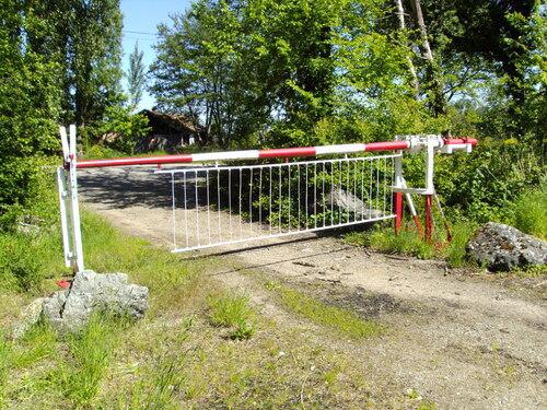 Barrières de PN d'Aspach