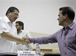 Colombie: communiqué conjoint Farc-Ep / gouvernement colombien