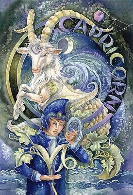 Jody Bergsma Capricorn