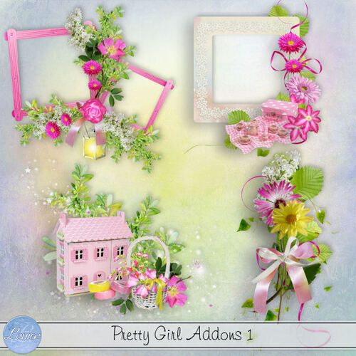 Pretty Girl Addons 1 et 2