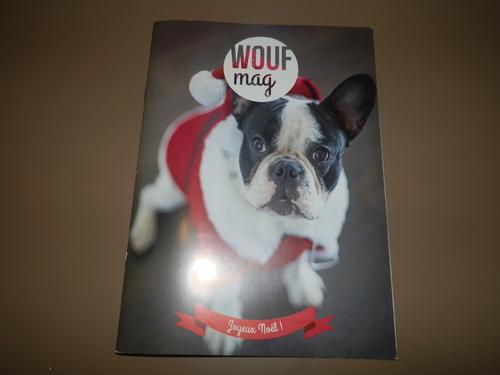 "Box# Woufbox "" Noël "" - Décembre 2014"