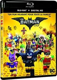 [Test Blu-ray] Lego Batman, le film