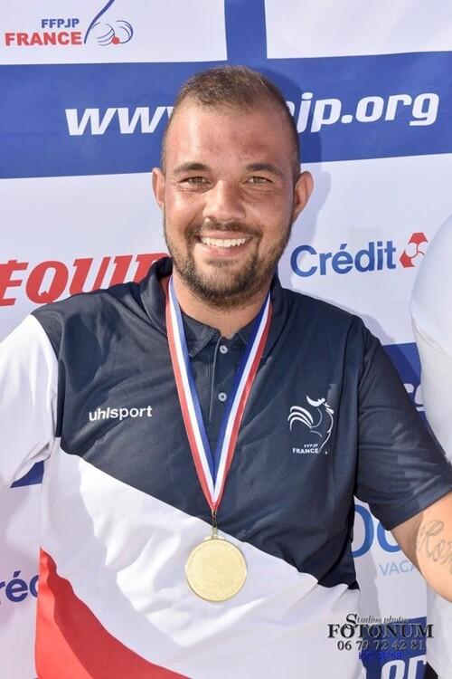 Championnat de France Individuel Hommes 2019 à Rumilly (74)