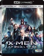 [UHD Blu-ray] X-Men : Apocalypse