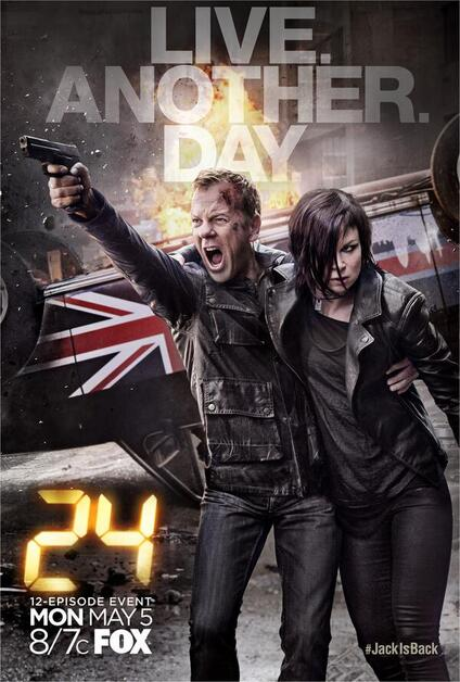 24: Live Another Day EPISODES 1-12