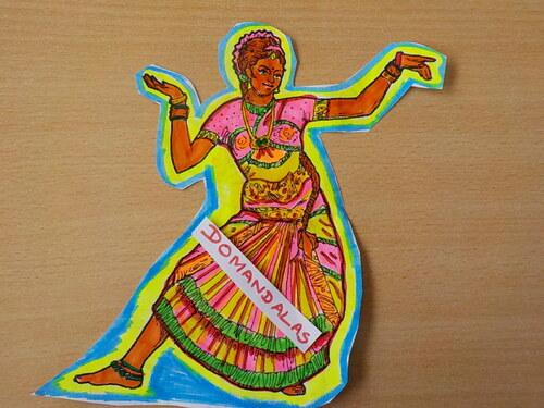 DOMANDAS  danseuses Bollywood Inde