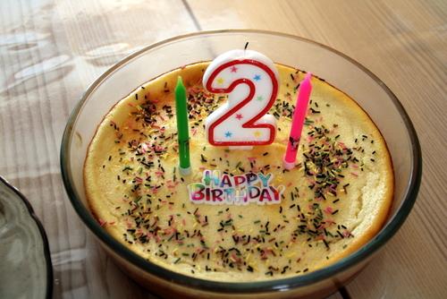 Joyeux anniversaire ma puce