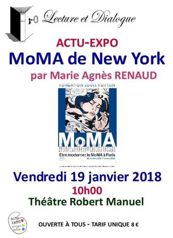 ACTU-EXPO du vendredi 19 janvier 2018