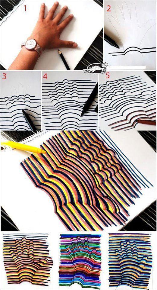 illusion d'optique: