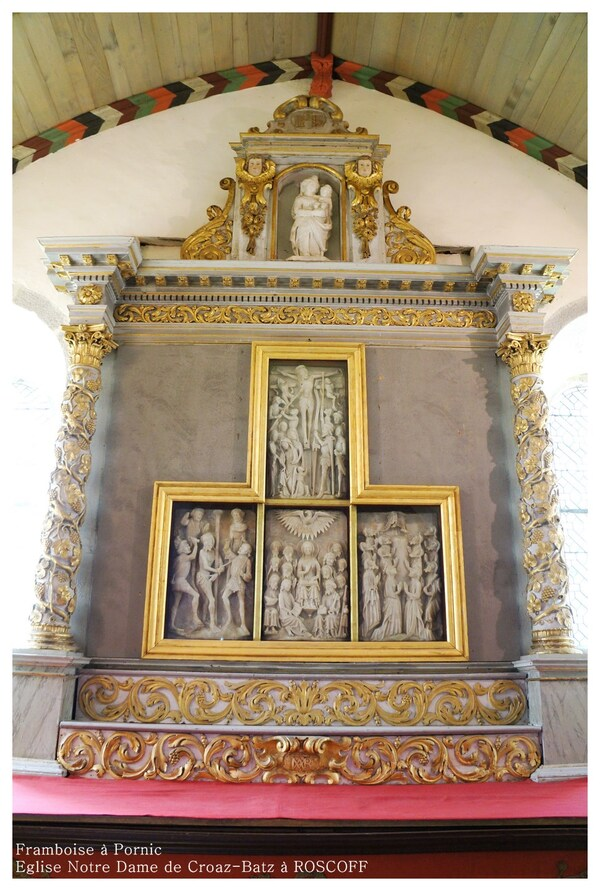 Eglise de Roscoff - Notre Dame de Croaz- Batz