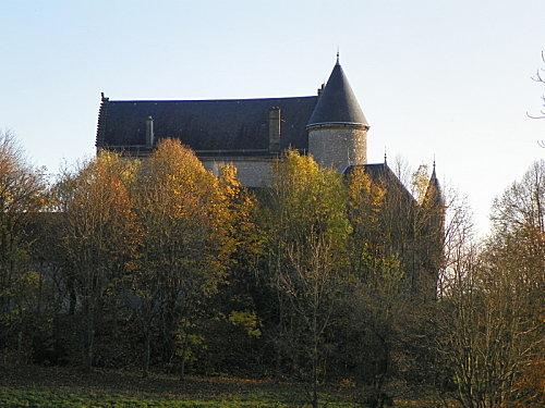 Culoz ( château de Montvéran )