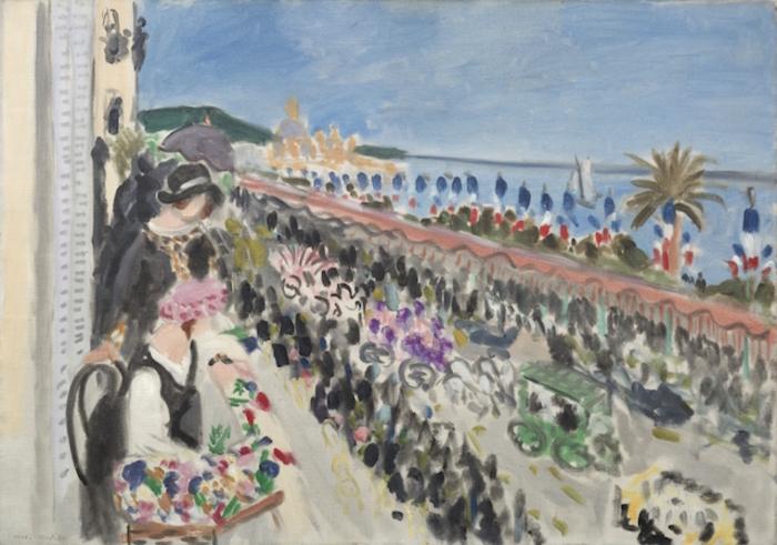 Hommage à Henri Matisse.