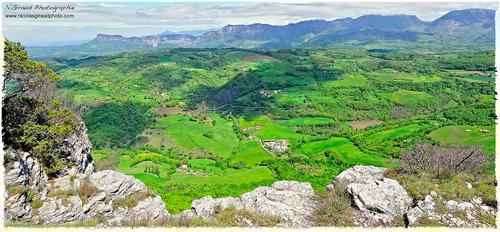 Montagne St Maurice en Drôme Provençale