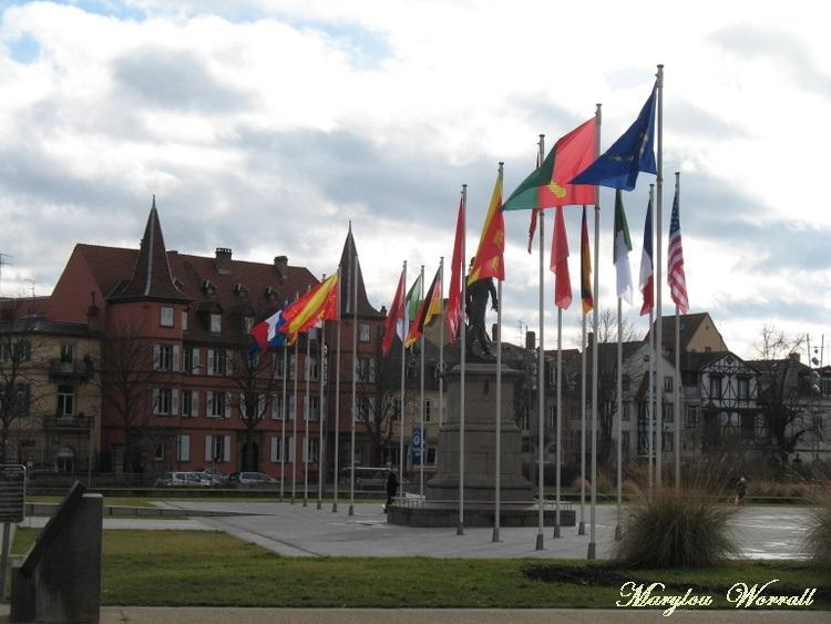 Bataille pour la libération de Colmar : 2 février 1945