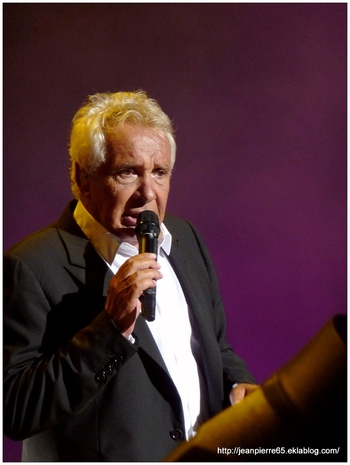 Concert Michel Sardou (Vienne 20.07.2013) seconde partie