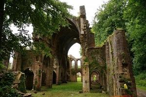 Une ruine ...