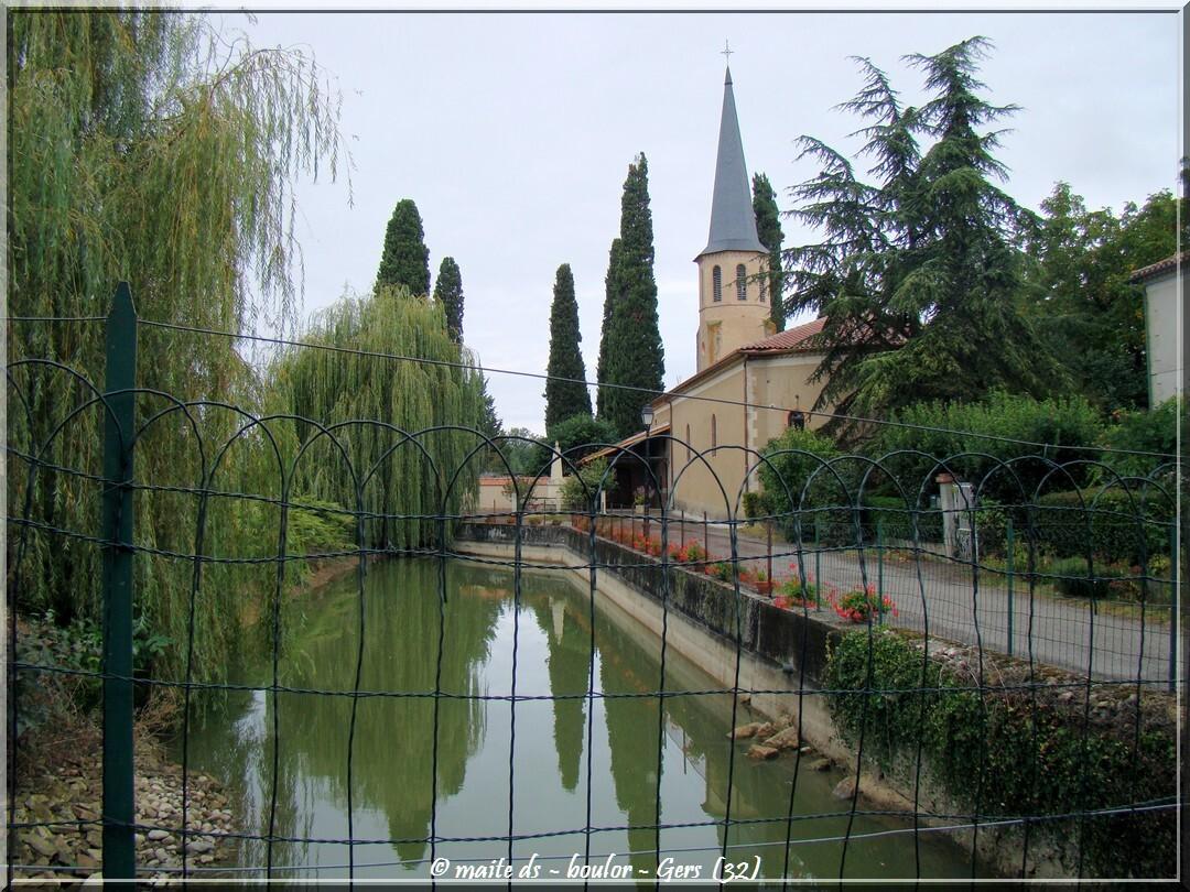 Boulaur - Villes et villages du Gers - 32 (1)