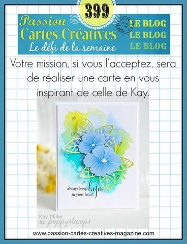 Passion Cartes Créatives #399