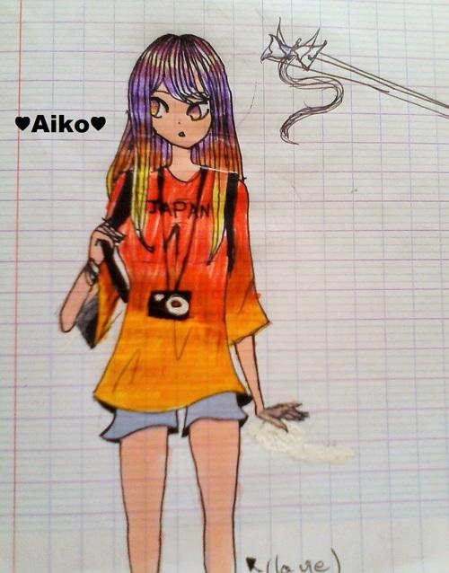 mes dessins cahier n°8 (1)
