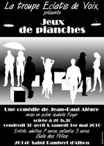 Jeux de planches de J.Paul Alègre