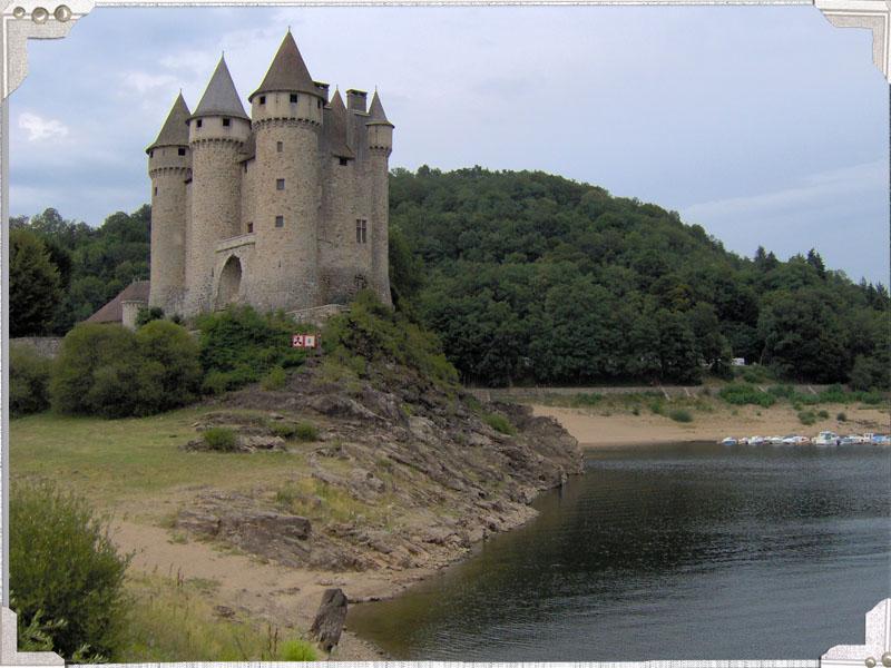 15270 Lanobre Château de Val