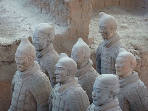 Petit sejour a Xi'an