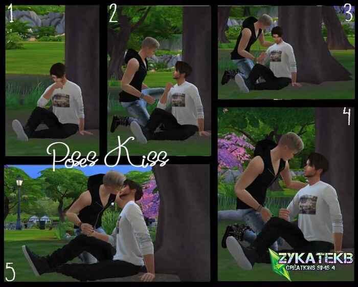 Poses Kiss