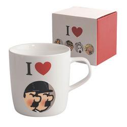 De nouveaux Mugs Tintin!