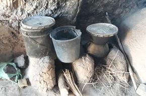 Autres ustensiles pour la cuisine, au feu de bois
