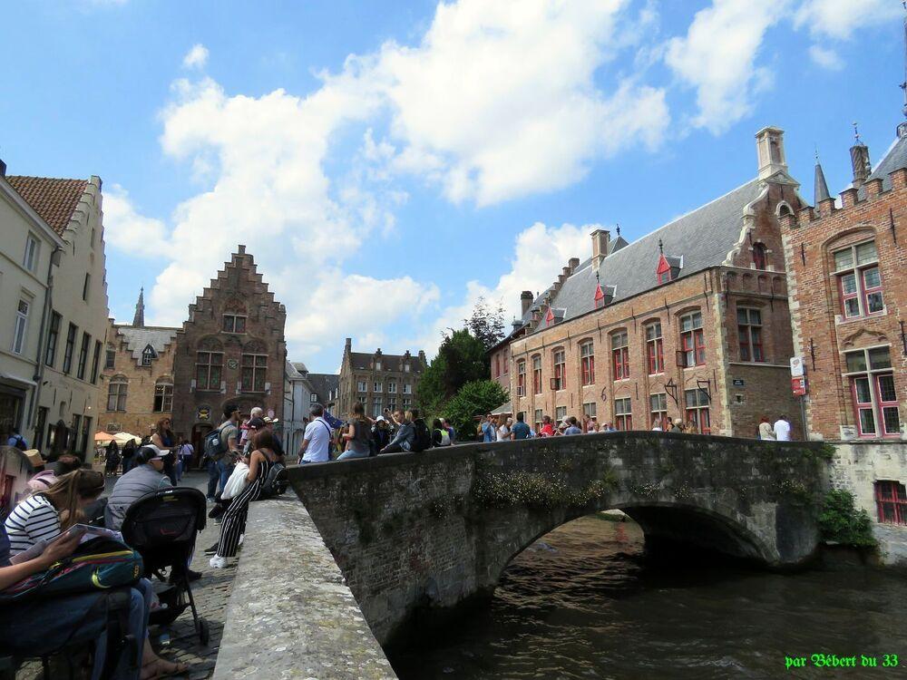 Bruges en Belgique - 2