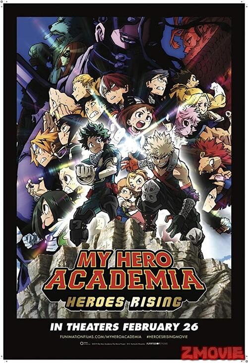Repelis !! My Hero Academia: Heroes Rising — Pelicula Completa en Español