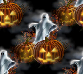 fonds de blogs pour Halloween !