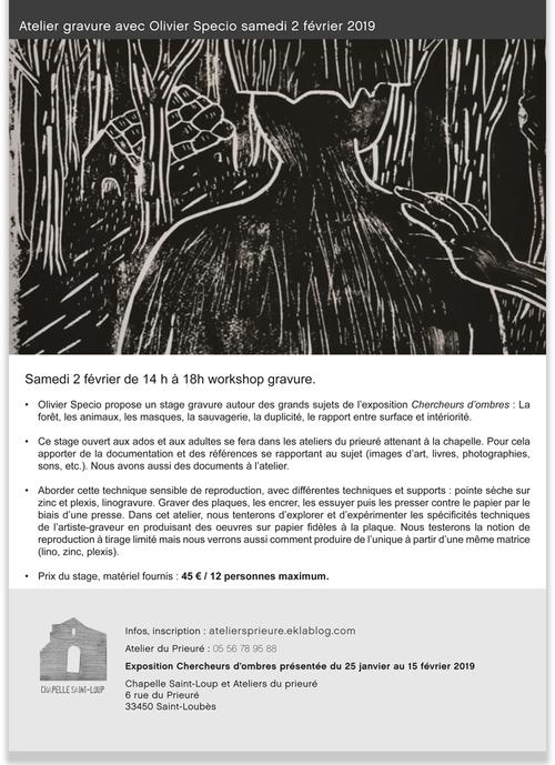 Exposition # 30, Olivier Specio et Eddie Ladoire, Chercheurs d'ombre