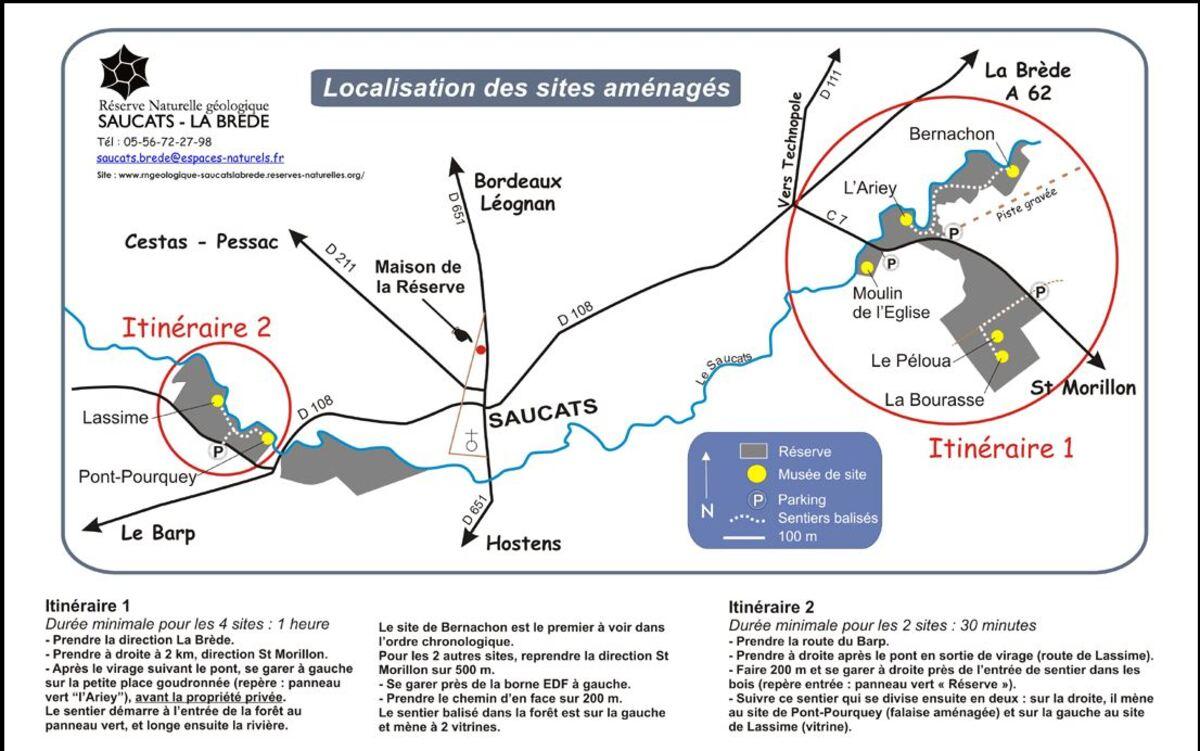 Réserve géologique de Saucats - Août 2016 - 1/10