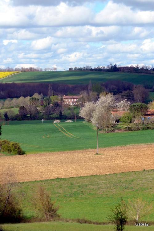Pouze: village du Lauragais ...