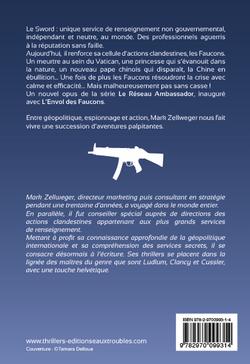 Sortie le 24 mars 2015 Panique au Vatican de Mark Zellweger