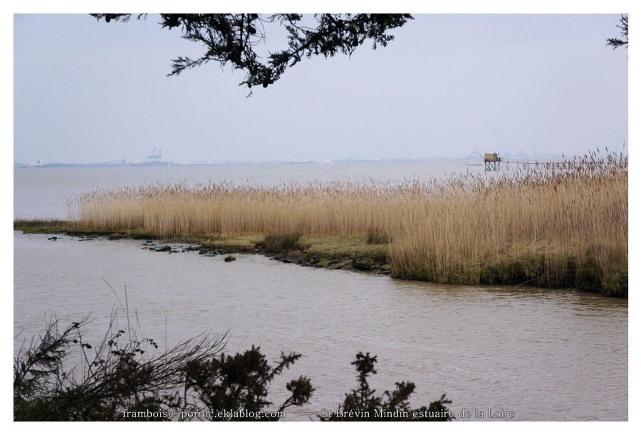 L'estuaire de la Loire