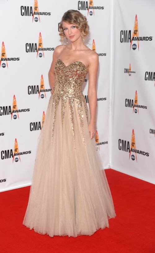 Red Carpet : Taylor Swift ...