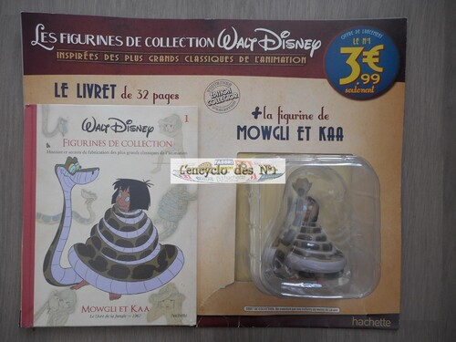 N° 1 Walt Disney figurines de collection - Test